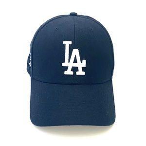 LA Dodger Black Cody Bellinger #35 Team Hat.